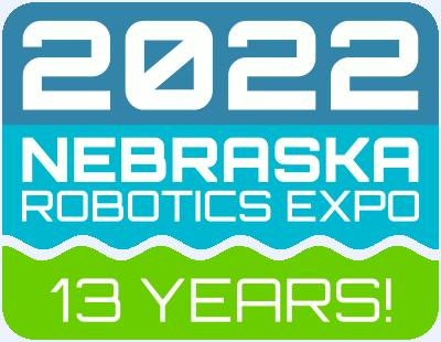 Nebraska Robotics Expo 2018 logo